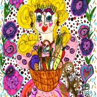 Fresh Fest Doodle Art