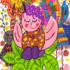 Baby Angel Grapeathia & Friends