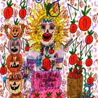 Scary Sally – Happy Halloween