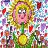 Melissa Mentor-Flower Doodle Art