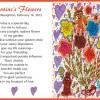 Valentine's Flowers 2013