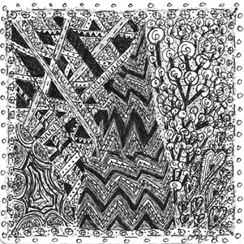 About Zentangle