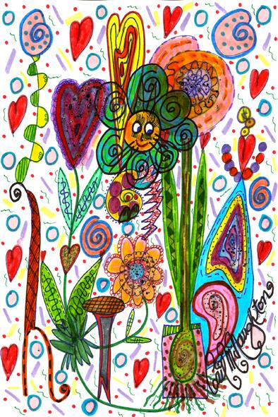 Flowercat's Nurturing Garden
